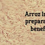 Arroz integral beneficios y preparación