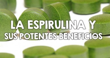 La espirulina beneficios